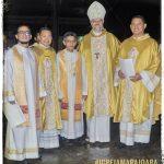 Padre Glauciney e Padre Otávio, tomam posse como novos párocos da paróquia Menino Deus em Anajás.