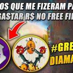 Hackers Dominaram o Free Fire – Grave de Dimas