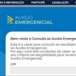 Governo cria site para acompanhar pedido do auxílio emergencial de R$ 600