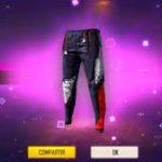 Free Fire: calça angelical vermelha já tem data para chegar